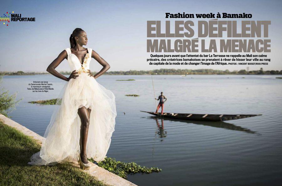 afrique wedding dress